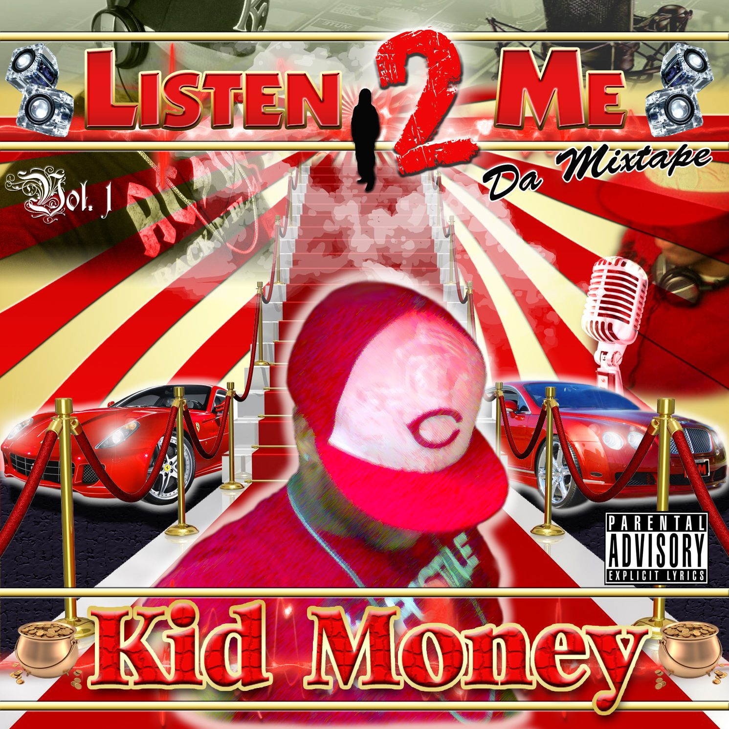 kid money mixtape cover