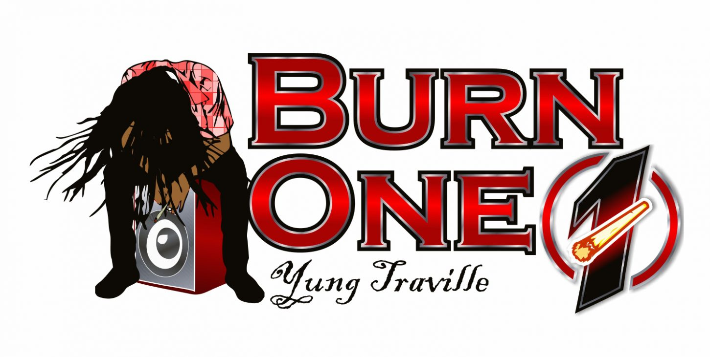 burn one logo