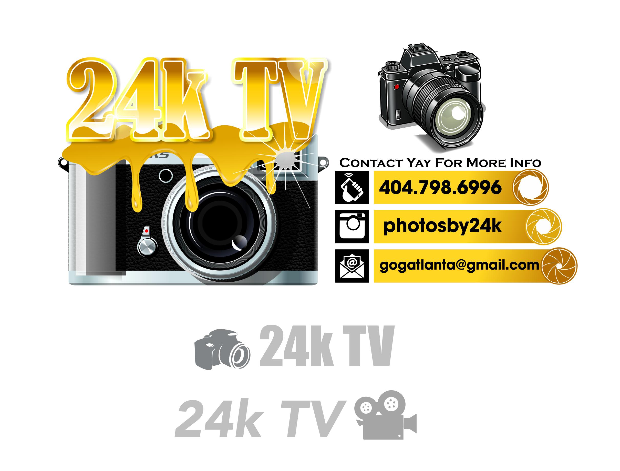 24k tv logo