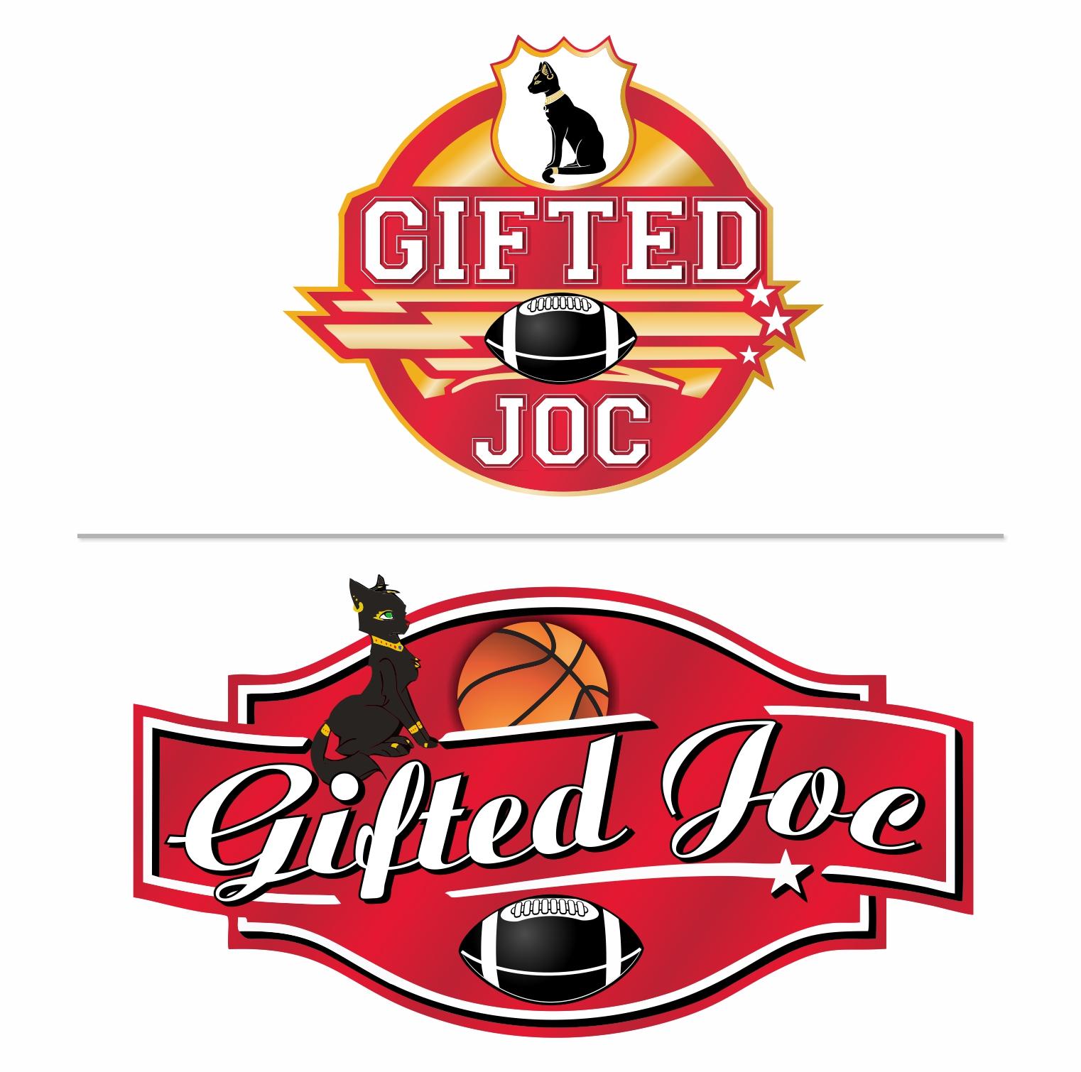 Gifted Joc logos