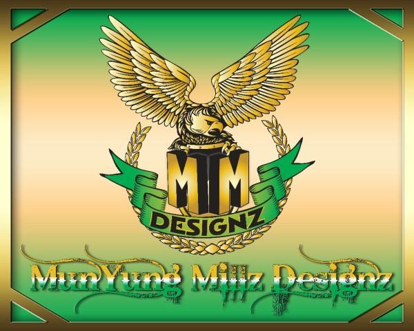 MunYung Millz Designz logo
