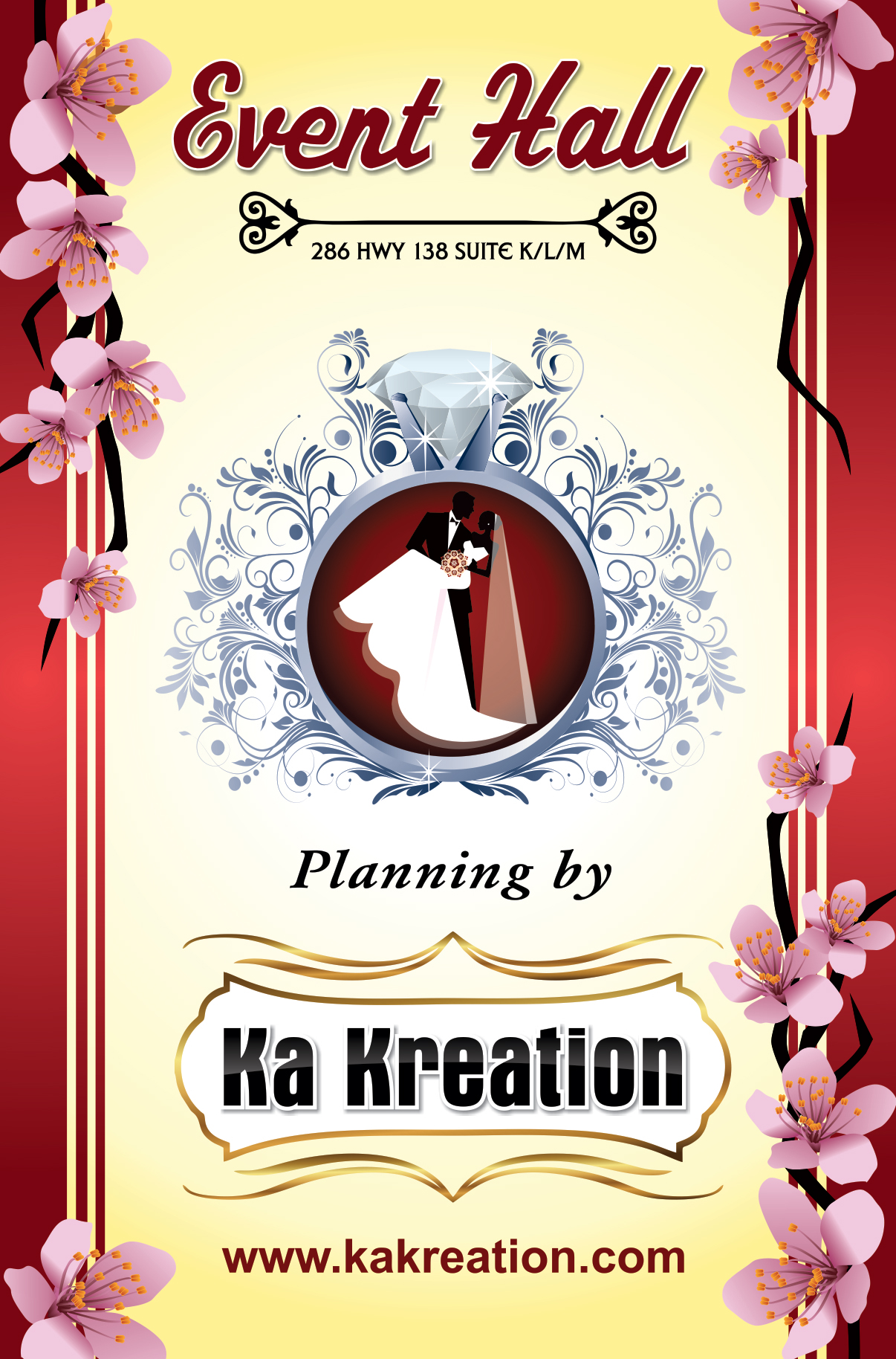 ka kreation flyer design